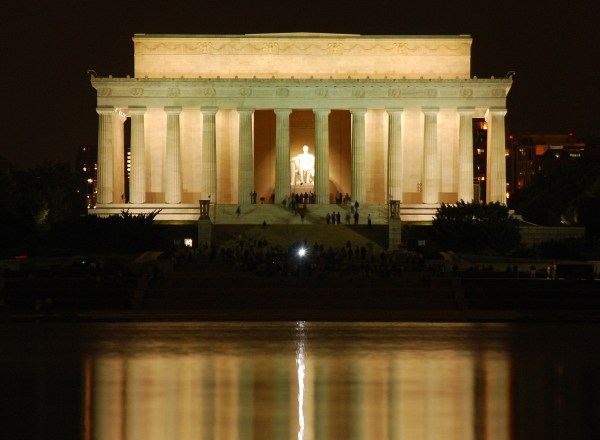 File Lincoln Memorial - Wikimedia Commons