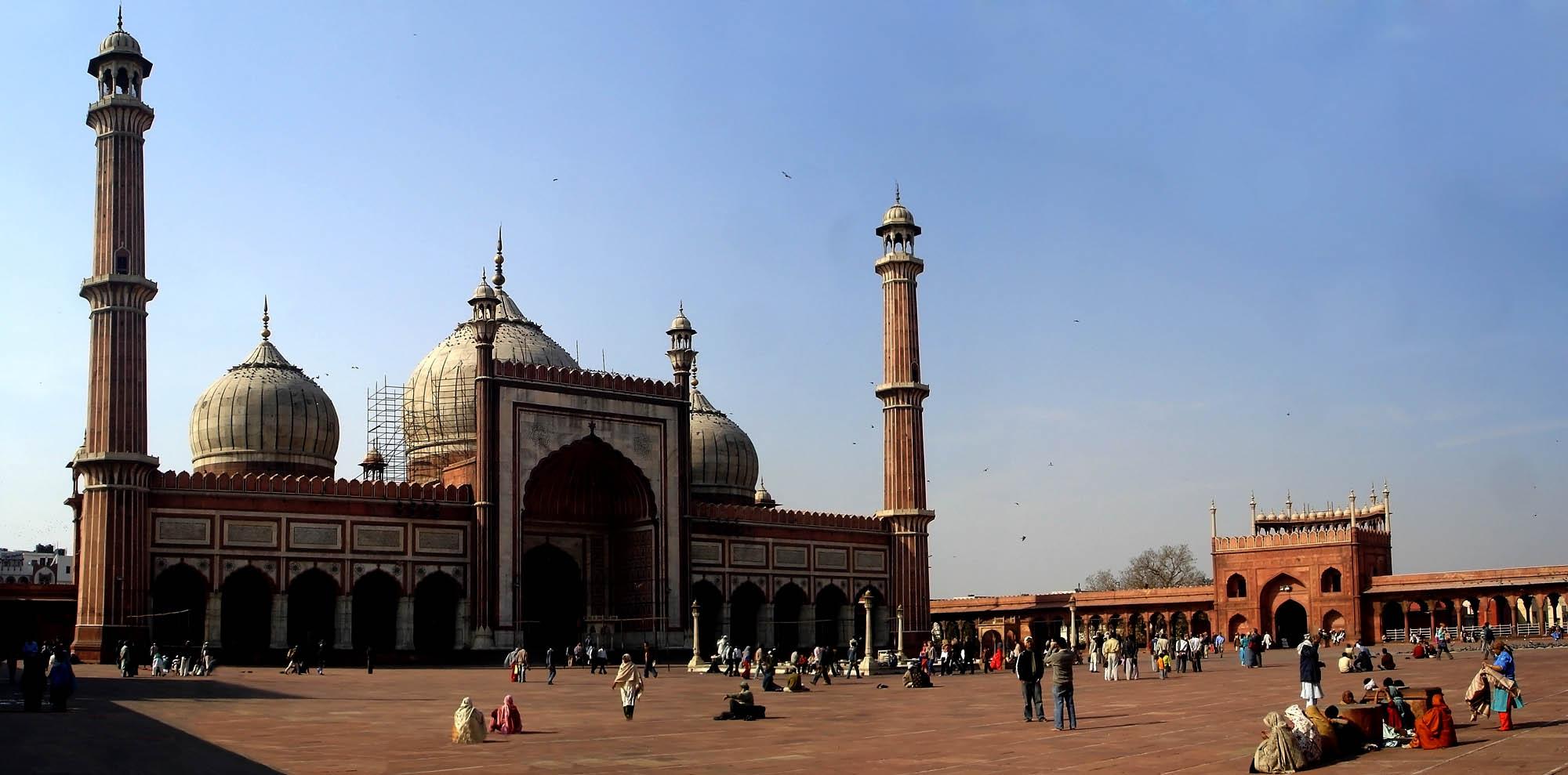 Segalanya Disini Koleksi Gambar Masjid Seluruh Dunia