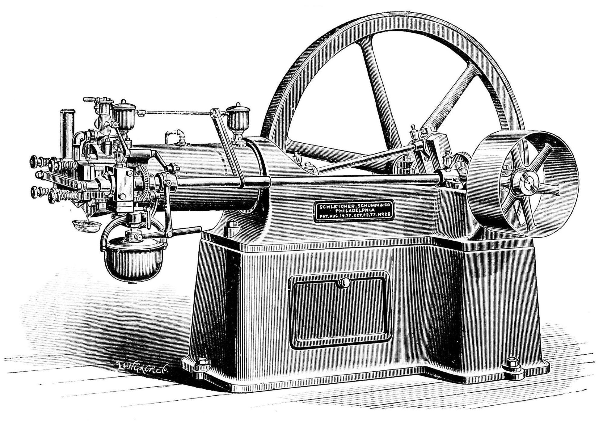 hight resolution of otto engine
