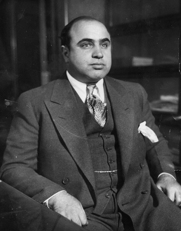 Albert Francis Capone Patricia Capone : albert, francis, capone, patricia, Capone, Wikipedia