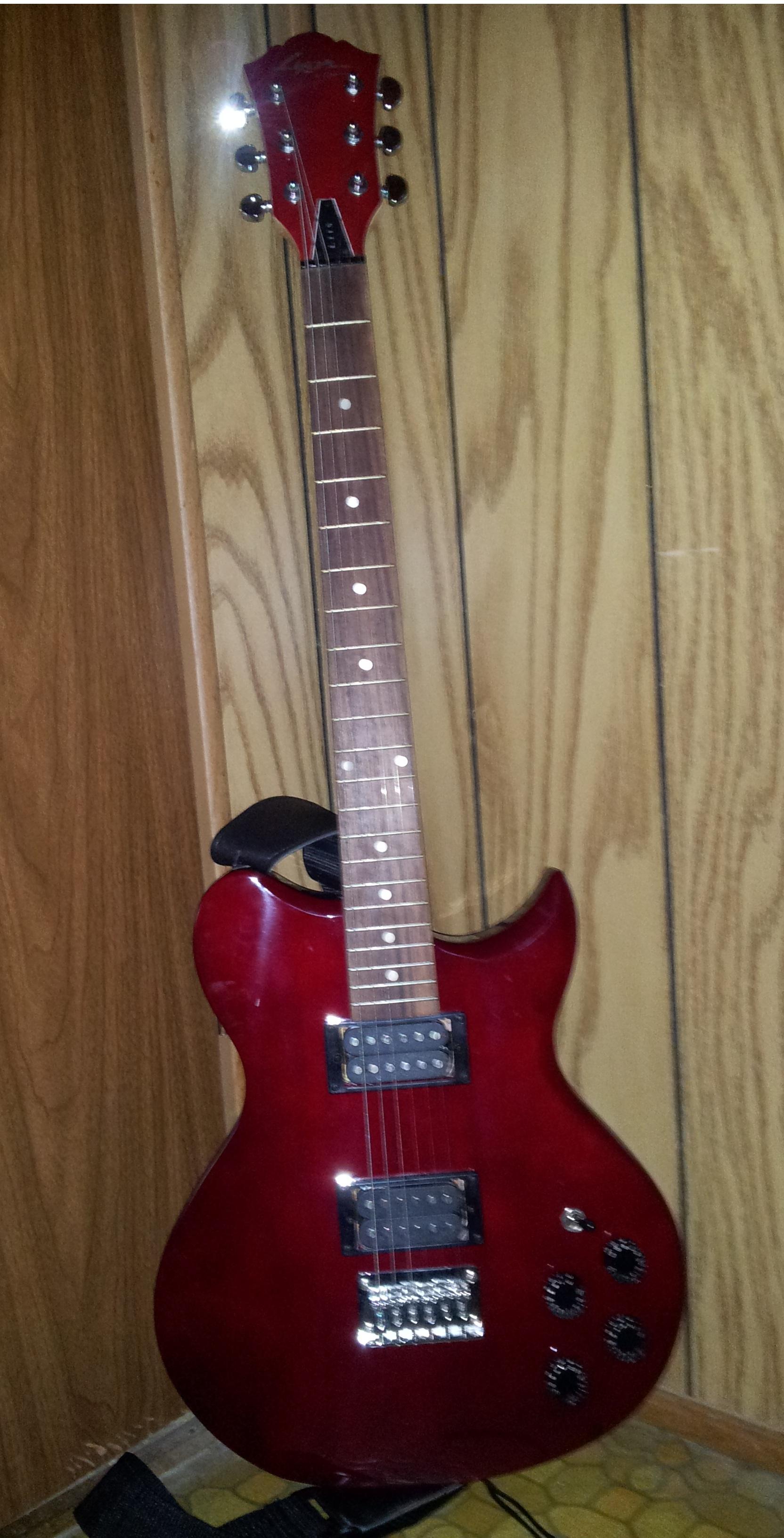 hight resolution of lyon li15 electric guitar wiring diagram 16 15 kenmo lp de u2022washburn lyon guitar wiring