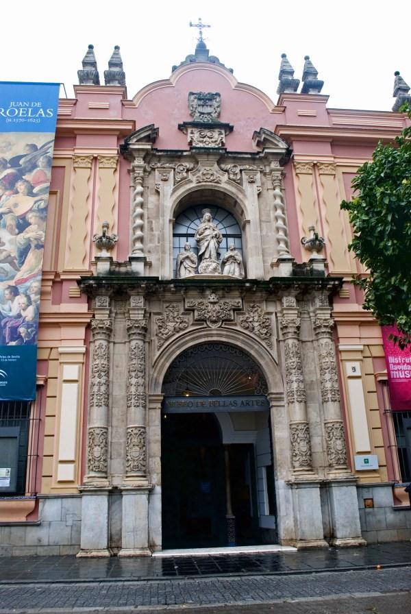 Museo De Bellas Artes Sevilla - Wikiwand