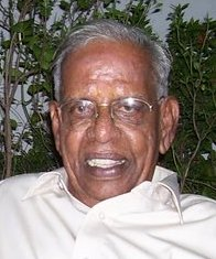 Nagesh At his residence in 2005