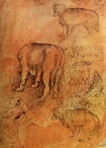 File Pisanello Disegni Louvre 2432 - Wikimedia Commons