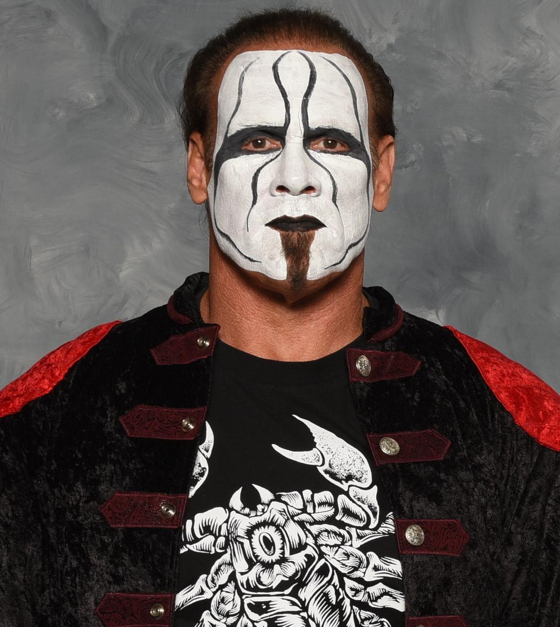 Sting Face Paint : sting, paint, Sting, (wrestler), Wikipedia