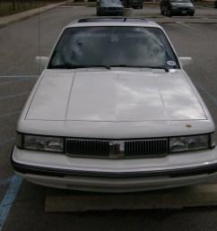 file front 1990 oldsmobile cutlass ciera jpg [ 2800 x 2128 Pixel ]