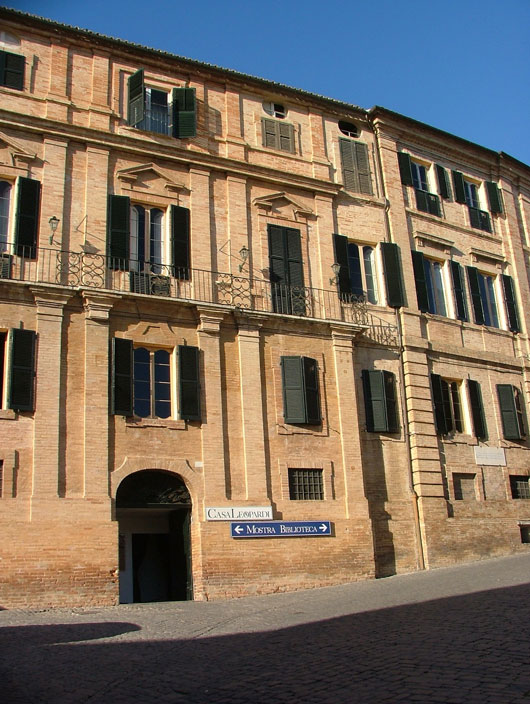 Palazzo Leopardi  Wikipedia