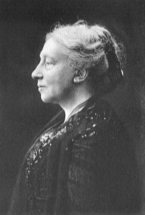 Lady Gregory pictured on the frontispiece to &...