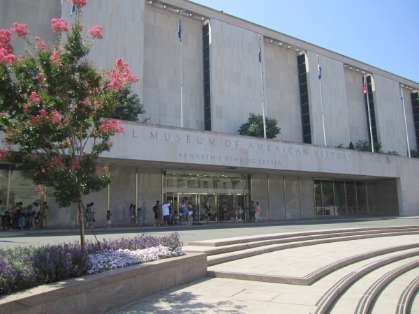 American History Museum Washington DC