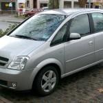 File Opel Meriva Front 20071126 Jpg Wikimedia Commons