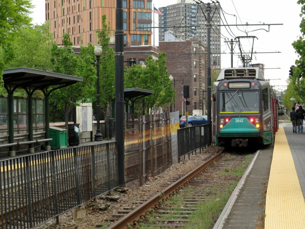 Museum of Fine Arts MBTA Green Line