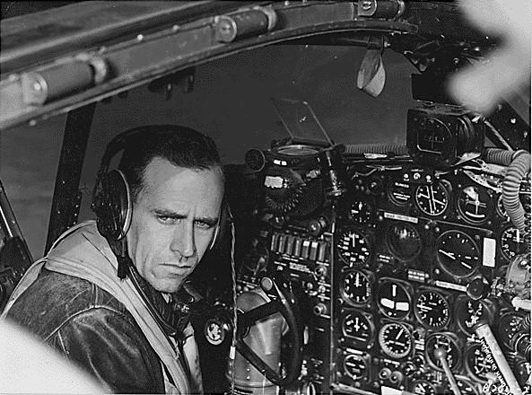File Pilot B 26 Cockpit Korea Nov