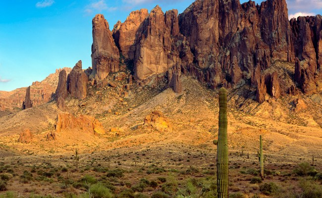Superstition Mountains Wikipedia