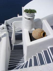 File Stairs - Firostefani Santorini