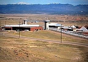 English: Supermax prison, Florence Colorado Es...