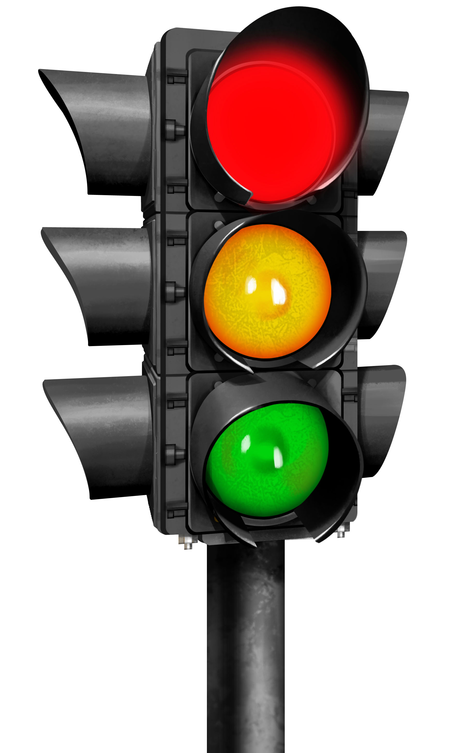 File Traffic Light