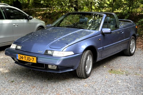 small resolution of file volvo 480 cabrio voorzijde jpg