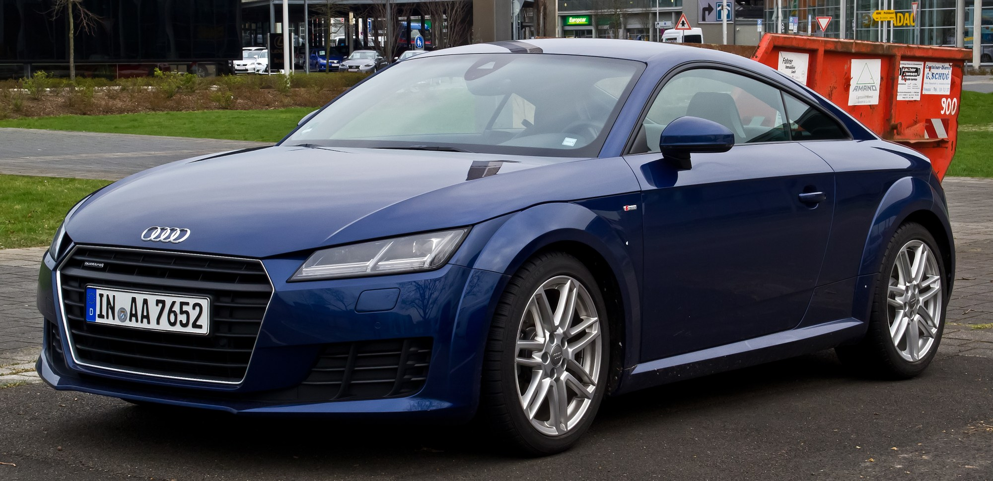 hight resolution of 2000 audi tt body kit