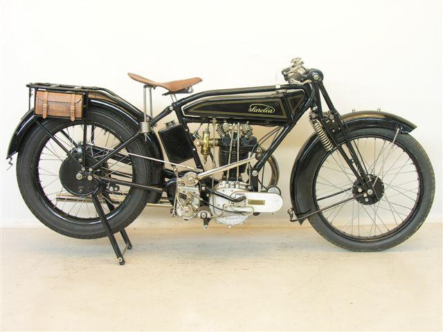 Deutsch: Saroléa 25 H (350 cm³) von 1925. Fran...