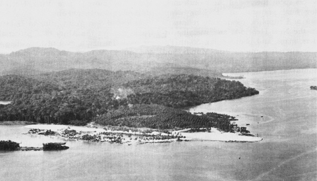 Segi Point Airfield  Wikipedia