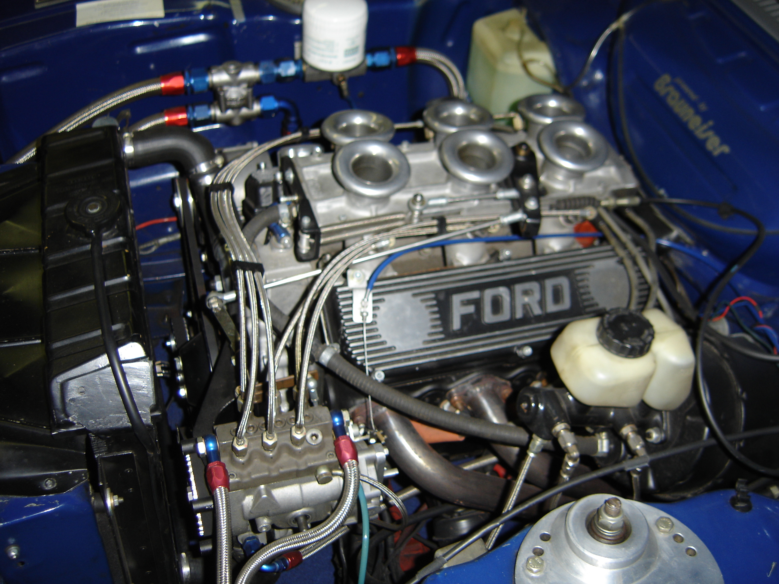 3100 V6 Engine Wiring Diagram Ford Capri Mk I Rs3100 Group 4 1974 Racing Cars