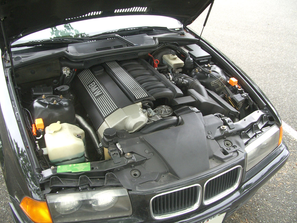 2003 Bmw 325i Cooling System Diagram 325 Engine
