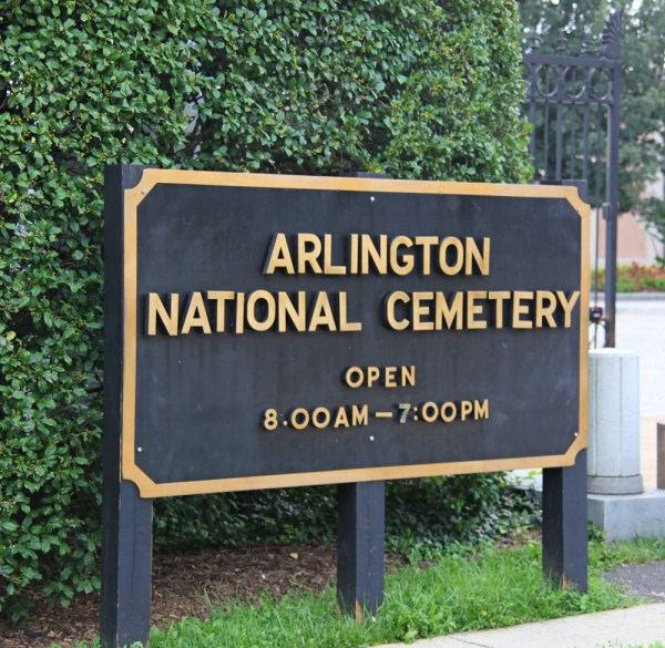 List Of Memorials And Monuments Arlington National