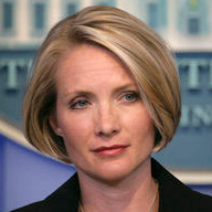 Dana Perino, White House Press Secretary for G...