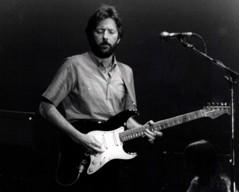 Eric Clapton 1970s