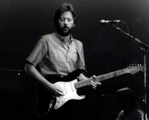 Eric Clapton, una chitarra per il Rock e per il Blues