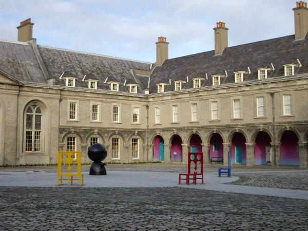 Dublin Irish Museum of Modern Art Imma