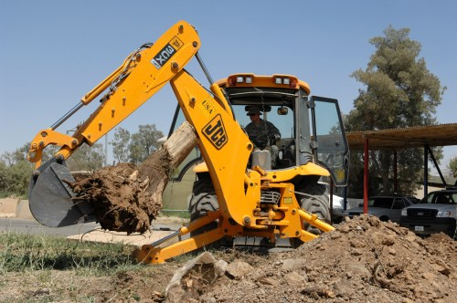 small resolution of backhoe