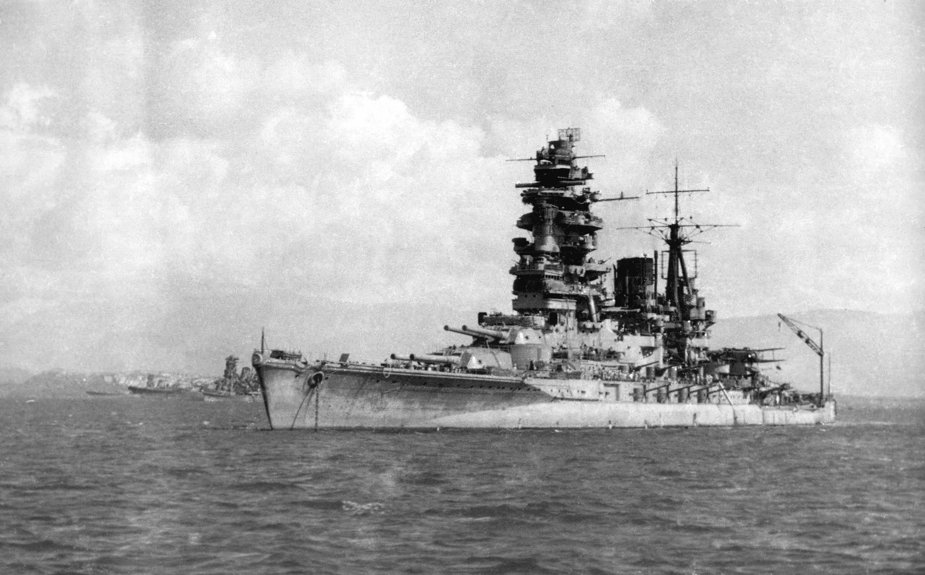 Nagato-class battleship - Wikiwand