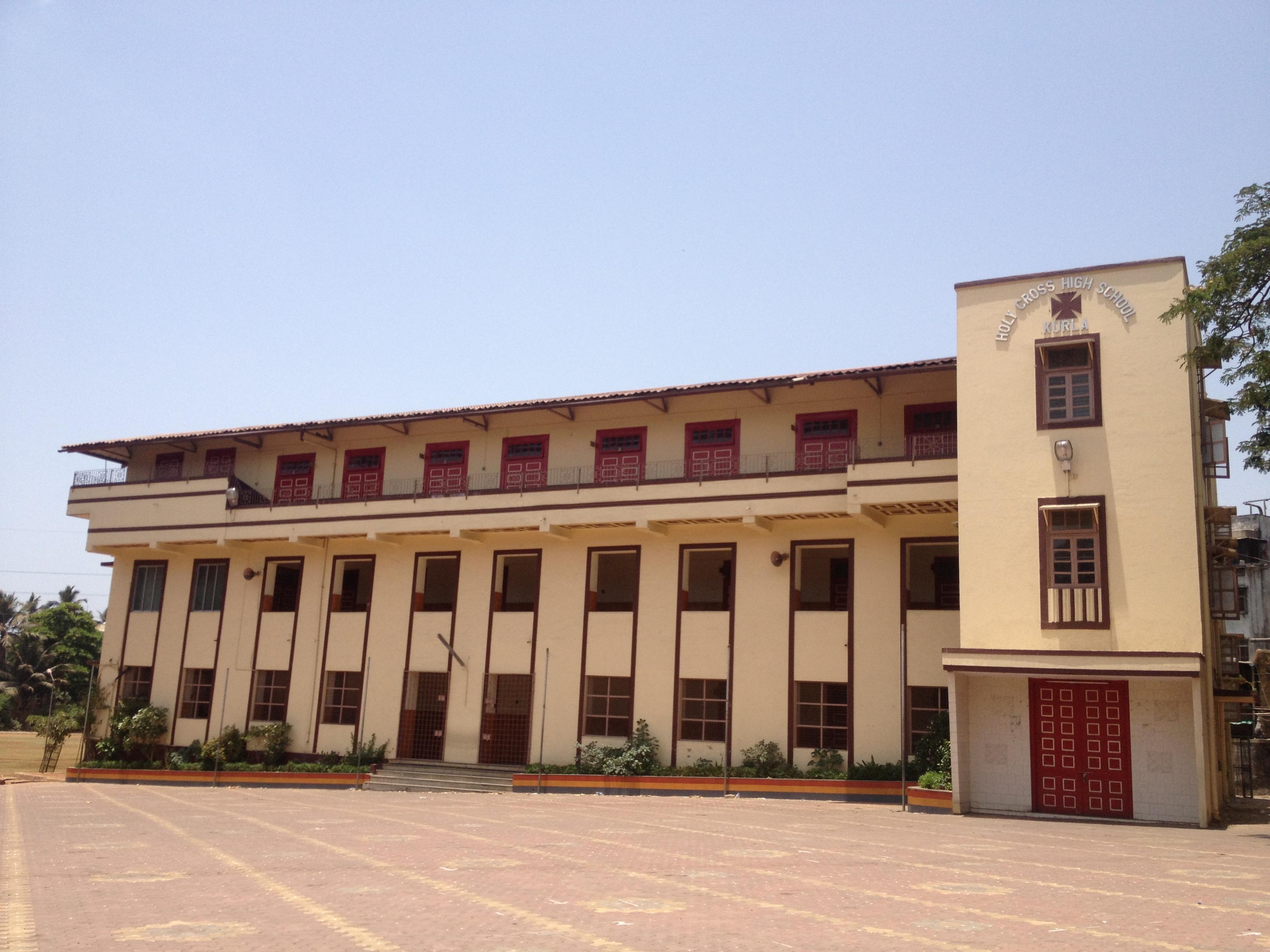 File Middle School Building