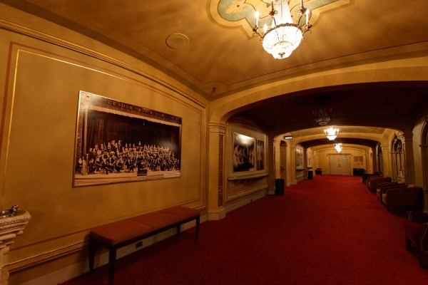 File Orpheum Theatre Vancouver View Of