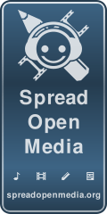 Link to the Spread Open Media project