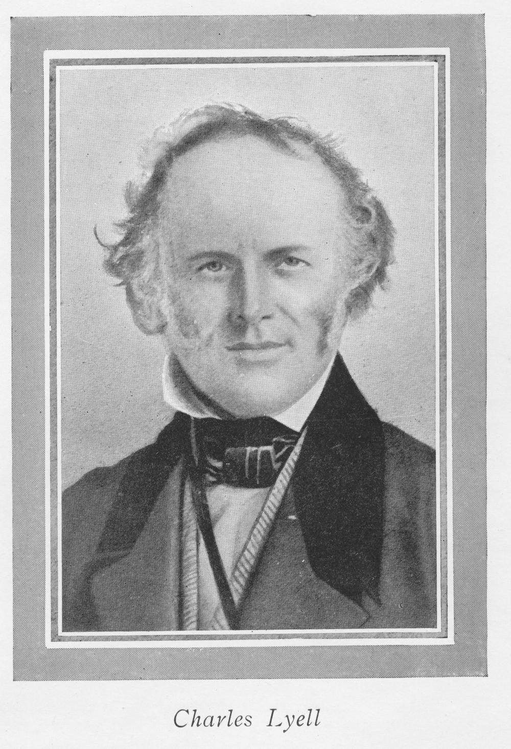 Charles Lyell  Simple English Wikipedia the free