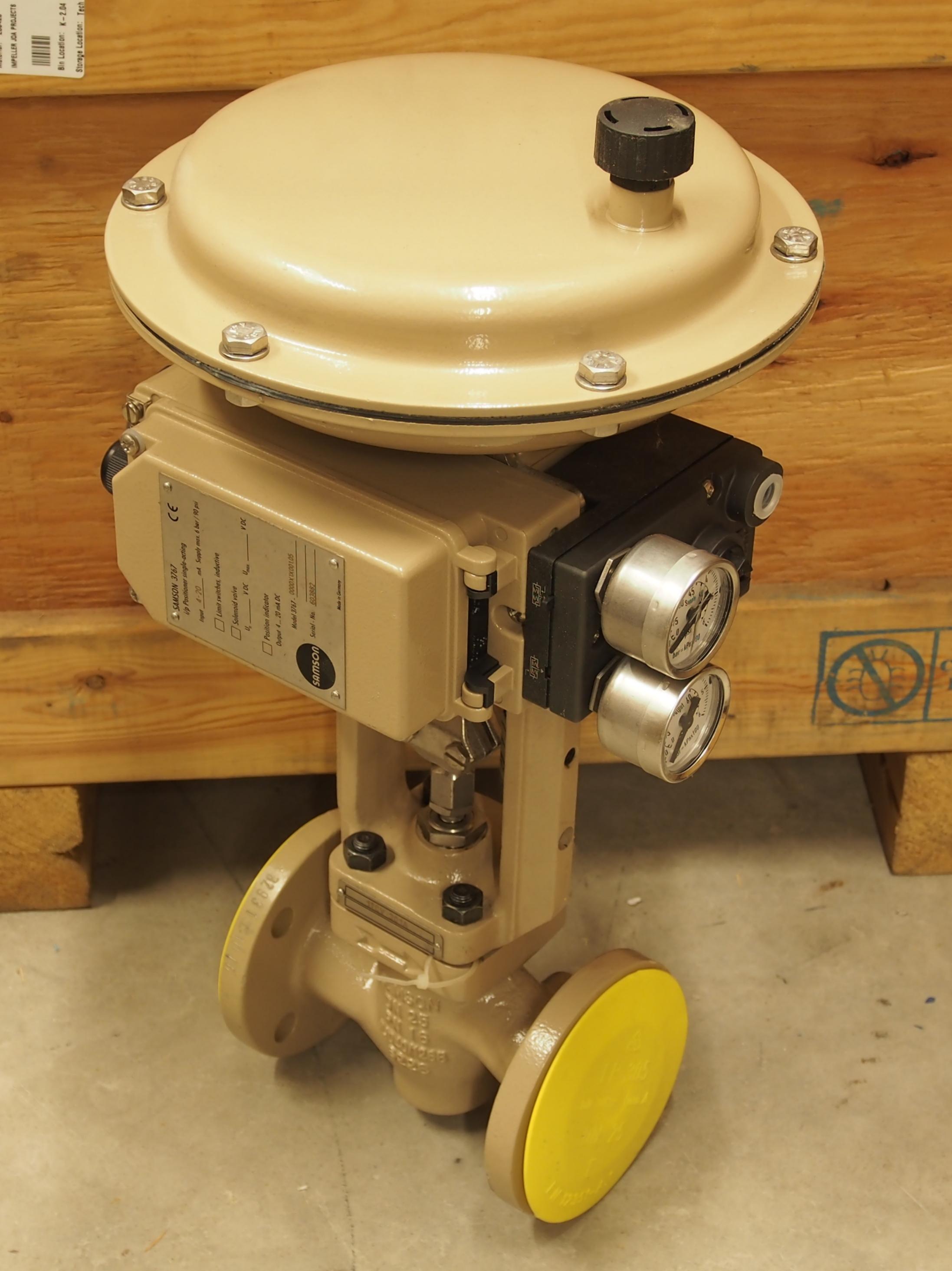 FileSamson valve model 3767 pic3JPG  Wikimedia Commons