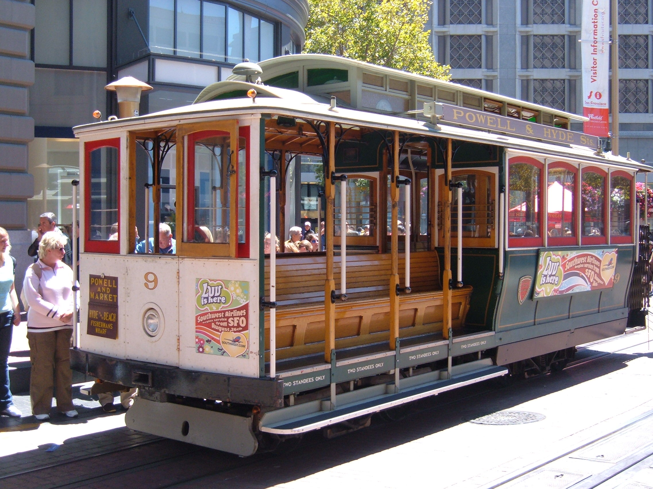 Fransico Cable San Cars