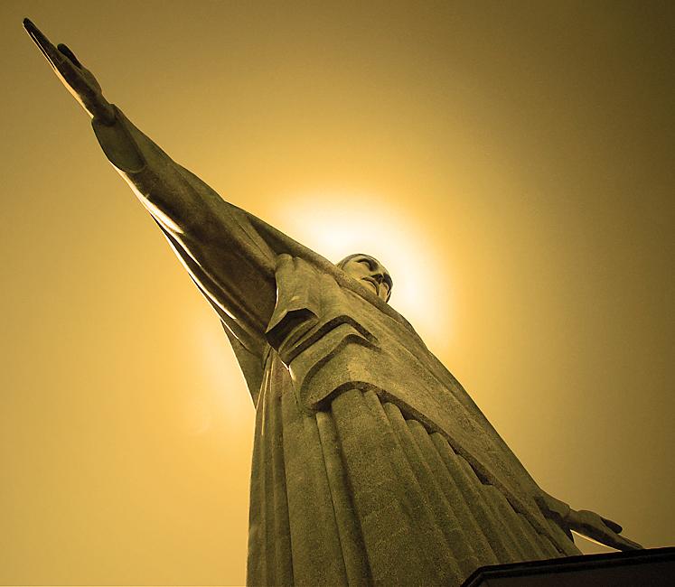 Deutsch: Christus Erlöser in Rio de Janeiro Po...