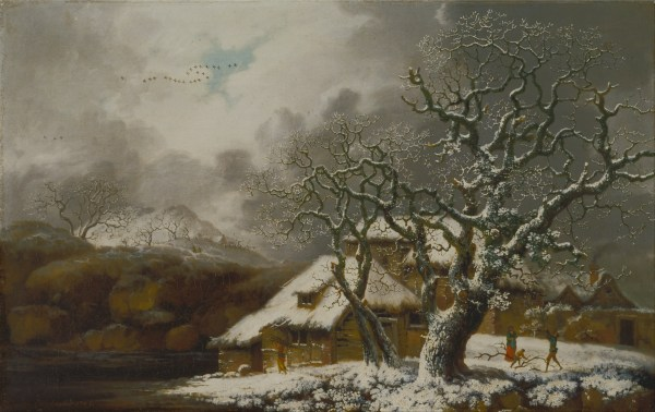 Winter Landscape Oil Painting Artists
