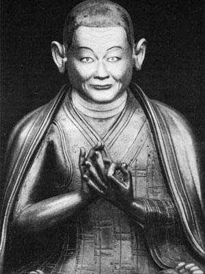 Düsum Khyenpa was a master-level practitioner ...