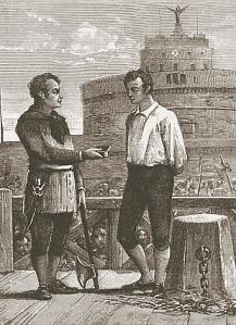 Roman executioner Giovanni Battista Bugatti (&...