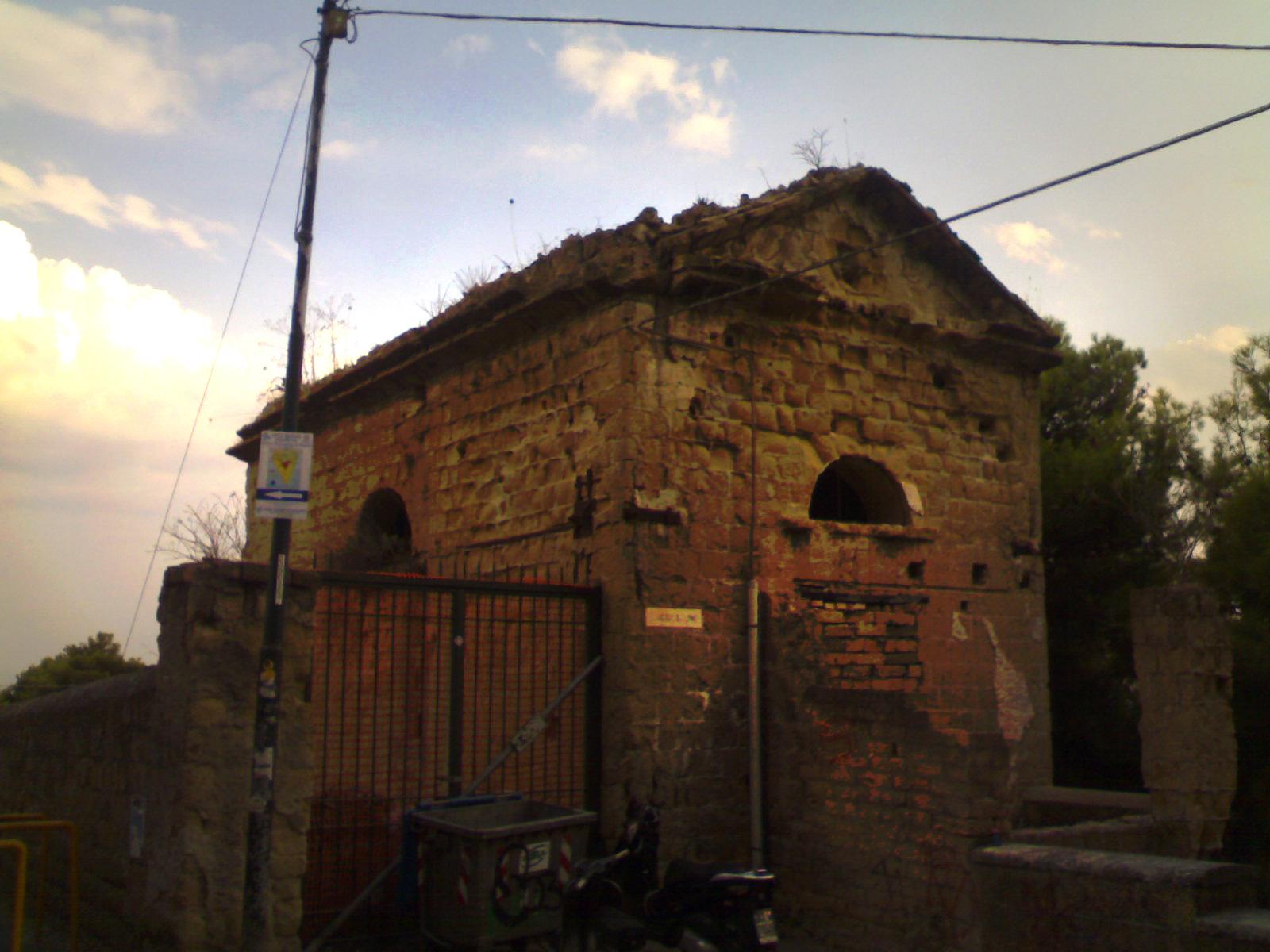 Tempio della Gaiola  Wikipedia