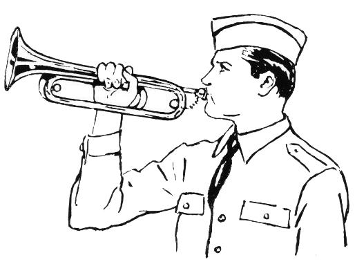 Meditations of my Heart » Blog Archive » Churchill and Taps