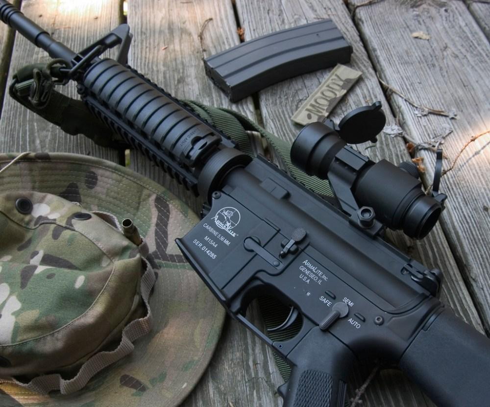 medium resolution of airsoft gun wikipediam4 airsoft rifle wiring diagram 18