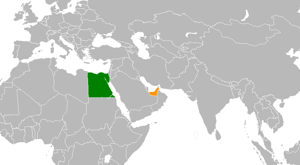 EgyptUnited Arab Emirates relations  Wikipedia