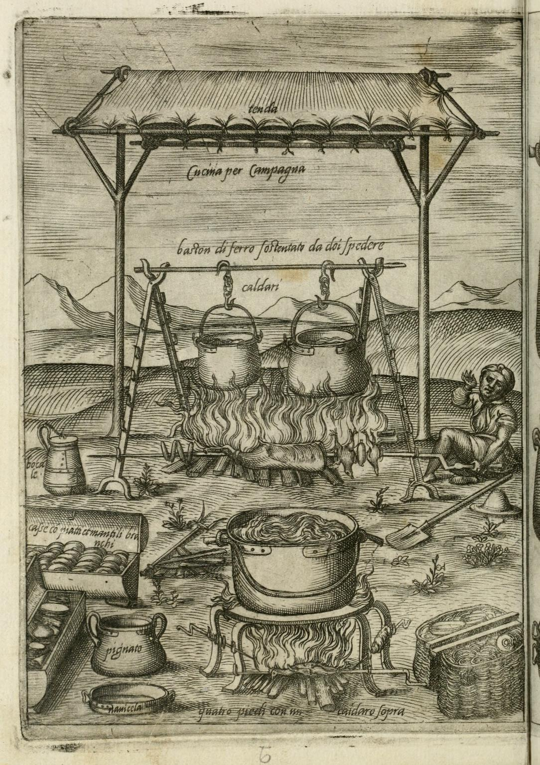 cuisine au bois