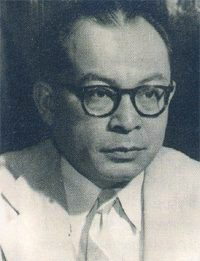 Mohammad Hatta, the first vice president of In...