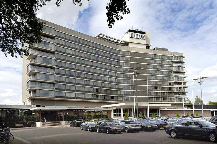 Hilton-hotel in Amsterdam